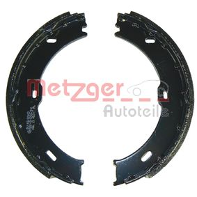 Bremsbacken für Handbremse KR 213 METZGER