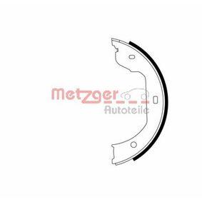 METZGER Bremsbacken Handbremse MG 960