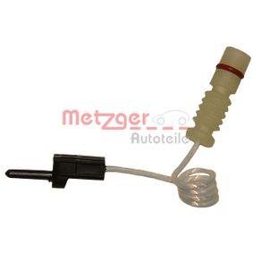 MERCEDES-BENZ SPRINTER 311 CDI 4x4 109 HKR produktionsår 08.2002 - Slitagevarnare (WK 17-090) METZGER Internetshop