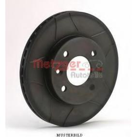 METZGER Bremsscheibe 1JO615301D für VW, AUDI, SKODA, SEAT bestellen