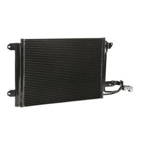 THERMOTEC Kondensator, Klimaanlage 1K0820411E für VW, AUDI, SKODA, SEAT, VOLVO bestellen
