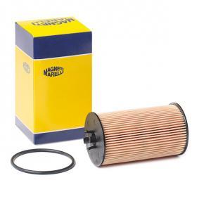 Astra H GTC (A04) MAGNETI MARELLI Filtro de combustible 152071761692