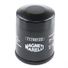 MAGNETI MARELLI Oljefilter (153071760123) lågt pris