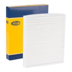 MAGNETI MARELLI Filtro de aire acondicionado 350203061450