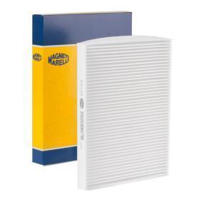 MAGNETI MARELLI Filtro de aire acondicionado 350203061790