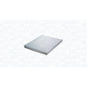 MAGNETI MARELLI Filtro aire habitáculo 350203061790
