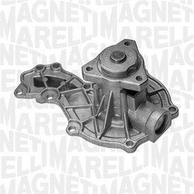 Wasserpumpe MAGNETI MARELLI Art.No - 350981521000 OEM: 068121005B für VW, AUDI, SKODA, SEAT, ALFA ROMEO kaufen