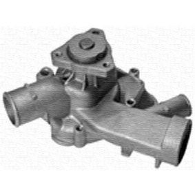 Wasserpumpe MAGNETI MARELLI Art.No - 350981831000 OEM: 048121011 für VW, AUDI, SKODA, SEAT, PORSCHE kaufen