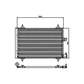 WAECO Kondensator, Klimaanlage 6455Y9 für FIAT, PEUGEOT, CITROЁN, VOLVO, PIAGGIO bestellen
