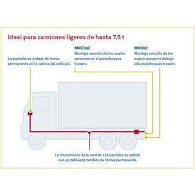 ¡Gran selección! WAECO Kit sensores aparcamiento MWE-650-4DSM - HONDA CR-V