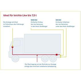 WAECO Sensores de aparcamiento (MWE-650-4DSM)