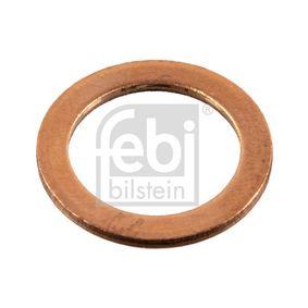 FEBI BILSTEIN Уплътнителен пръстен, пробка за източване на маслото 007603014106 за MERCEDES-BENZ, VOLVO купете
