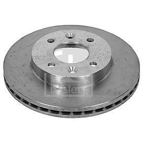 Bremsscheiben FEBI BILSTEIN (09072) für RENAULT CLIO Preise