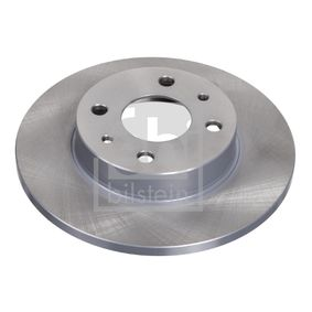 Brake discs FEBI BILSTEIN (10619) for FIAT PANDA Prices