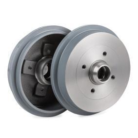 FEBI BILSTEIN Bremstrommel 1H0501615A für VW, AUDI, FORD, SKODA, SEAT bestellen