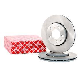 8Z0615301D für VW, AUDI, SKODA, SEAT, SMART, Bremsscheibe FEBI BILSTEIN (14404) Online-Shop