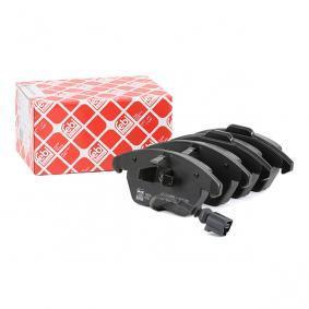 3C0698151D pour VOLKSWAGEN, AUDI, SEAT, SKODA, Kit de plaquettes de frein, frein à disque FEBI BILSTEIN (16502) Boutique en ligne