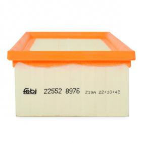 FEBI BILSTEIN Въздушен филтър 22552