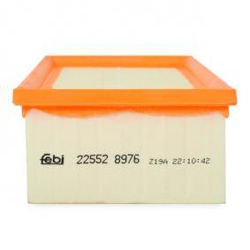 FEBI BILSTEIN Motorluftfilter 22552