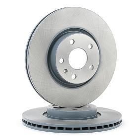 FEBI BILSTEIN Disc frana JZW615301H pentru VW, AUDI, SKODA, SEAT cumpără