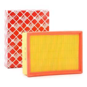 Luftfilter FEBI BILSTEIN Art.No - 27030 OEM: 13721744869 für MERCEDES-BENZ, BMW, MINI, ALPINA kaufen