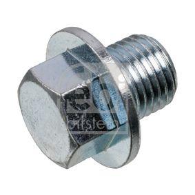 RAV 4 II (CLA2_, XA2_, ZCA2_, ACA2_) FEBI BILSTEIN Drain plug 30262
