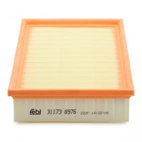 FEBI BILSTEIN Vzduchovy filtr 31173