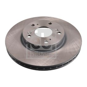 FEBI BILSTEIN Tensioner pulley v-ribbed belt (31399)
