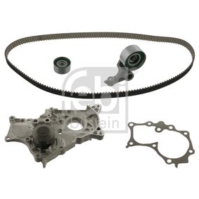 high-quality Water pump + timing belt kit FEBI BILSTEIN 32729 for TOYOTA RAV 4 2.0 D 4WD (CLA20_, CLA21_) 116 HP