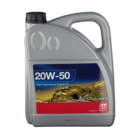 NISSAN PRIMERA (P12) 1.8 FEBI BILSTEIN Motoröl (32922) kaufen zum günstigen Preis online