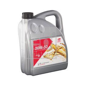 FEBI-BILSTEIN Olio motore 32922 negozio online