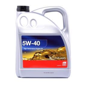FEBI BILSTEIN Aceite de motor 5W-40, 5L 32938 en calidad original