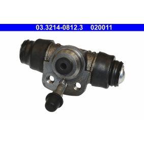 ATE Radbremszylinder 171611051B für VW, AUDI, SKODA, SEAT, PORSCHE bestellen