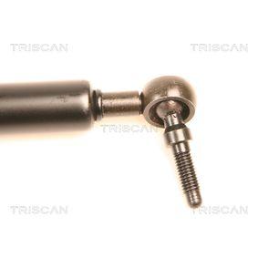 TRISCAN Heckklappendämpfer / Gasfeder 05067565AA für CHRYSLER bestellen