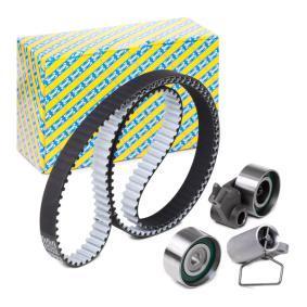 RAV 4 II (CLA2_, XA2_, ZCA2_, ACA2_) SNR Cam belt kit KD469.22