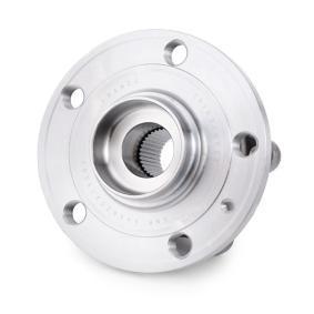 SNR R154.56 Kit de roulement de roue OEM - 5K0498621 AUDI, PORSCHE, SEAT, SKODA, VW, VAG, FIAT / LANCIA, METELLI, A.B.S., BRINK, AUDI (FAW), VW (FAW) à bon prix