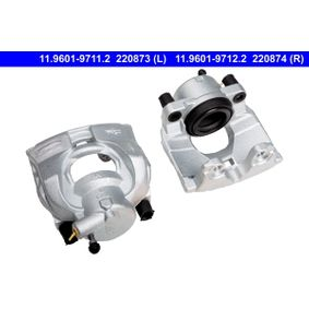 ATE Bremssattel LR015387 für FORD, LAND ROVER, ROVER bestellen