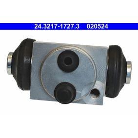 Bremszylinder Hinten 24.3217-1727.3 ATE