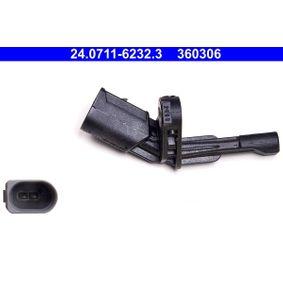 ATE Sensor, Raddrehzahl 24.0711-6232.3