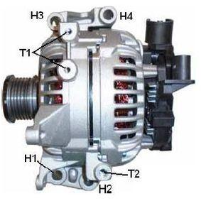 DELCO REMY Generator A0131540002 für MERCEDES-BENZ bestellen
