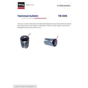 AUDI 80 2.0 E 16V 140 PS ab Baujahr 02.1993 - Anlasser (DRS6330) DELCO REMY Shop