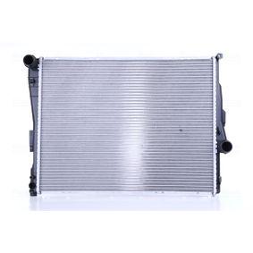 NISSENS Kühler Motorkühlung 60782A