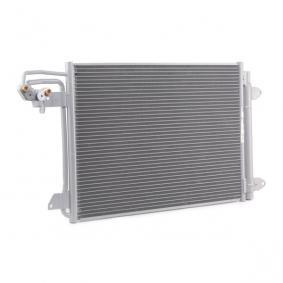 NISSENS Kondensator, Klimaanlage 1K0820411AH für VW, AUDI, SKODA, SEAT, VOLVO bestellen