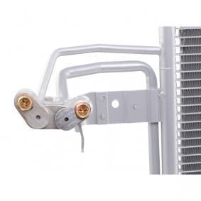 NISSENS 94684 Kondensator, Klimaanlage OEM - 1K0820411AH AUDI, SEAT, SKODA, VOLVO, VW, VAG, VW-PORSCHE, VW (FAW), DIPASPORT günstig