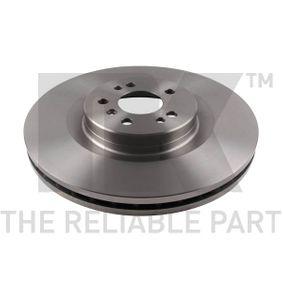 Спирачен диск NK Art.No - 203393 OEM: A1644210512 за MERCEDES-BENZ купете