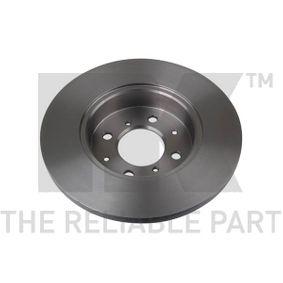 NK Спирачен диск SDB000440 за OPEL, LAND ROVER, ROVER, MG, MEGA купете