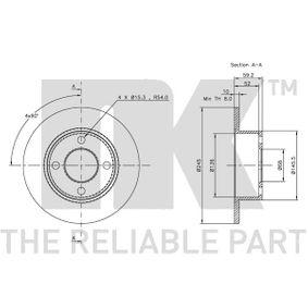 AUDI 80 Avant (8C, B4) NK Katalysator 204723 bestellen
