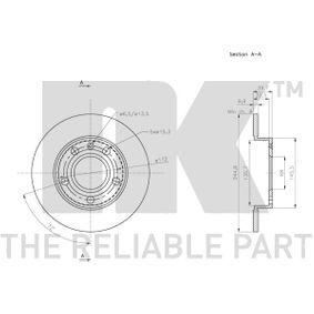 AUDI A4 (8E2, B6) NK Batería 204778 comprar