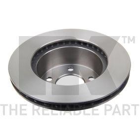 JEEP CHEROKEE 2.5 121 CV año de fabricación 10.1990 - Interruptor/ Sensor/ Válvula de la presión de aceite (209306) NK Tienda online