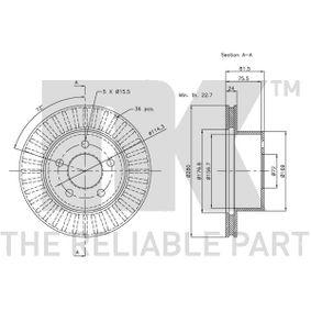 JEEP CHEROKEE (XJ) NK Interruptor/ Sensor/ Válvula de la presión de aceite 209306 comprar